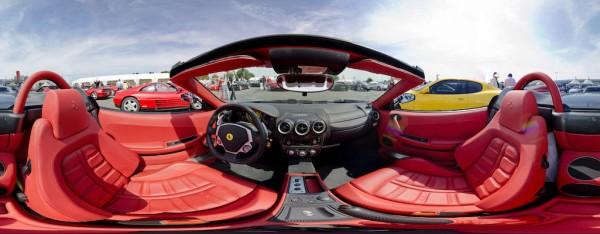 Ferrari F430 spider F1 | visite 360°