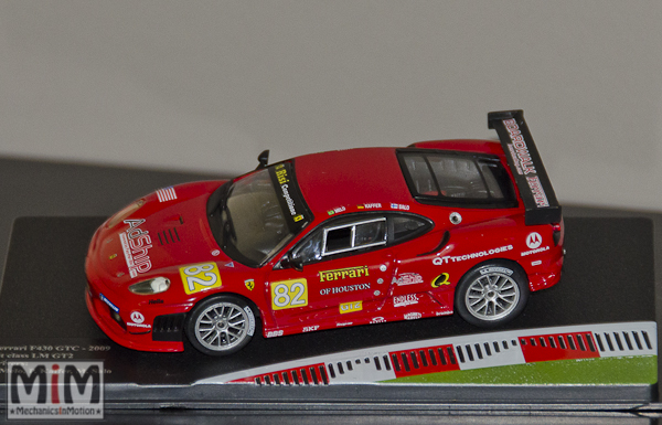 Hachette GT Collection Ferrari F430 GTC