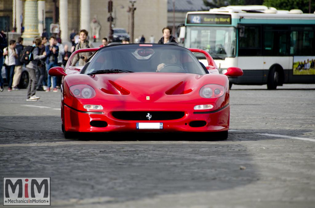 KB Rosso Corsa 12 | Ferrari F50