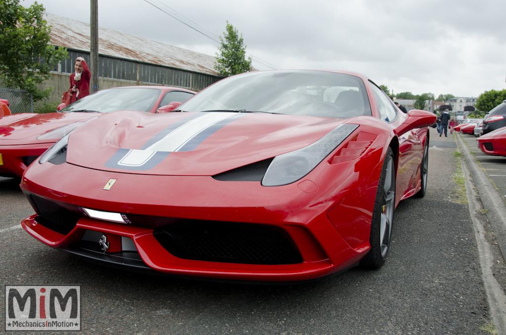 KB Rosso Corsa 12 | Ferrari Speciale A-2