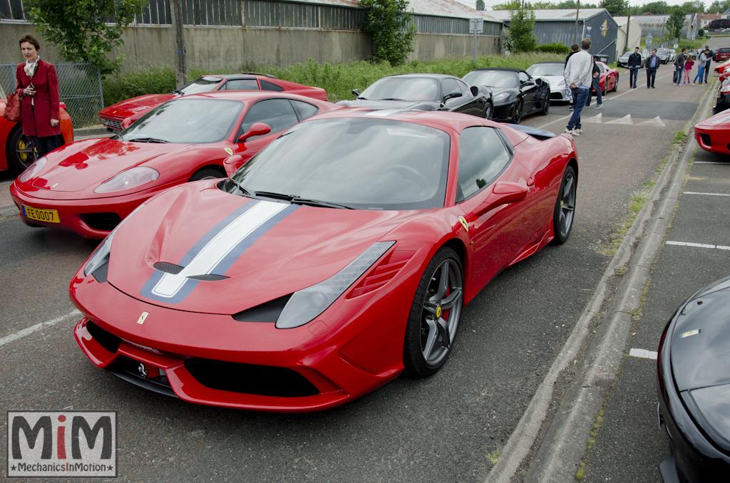KB Rosso Corsa 12 | Ferrari Speciale A-3