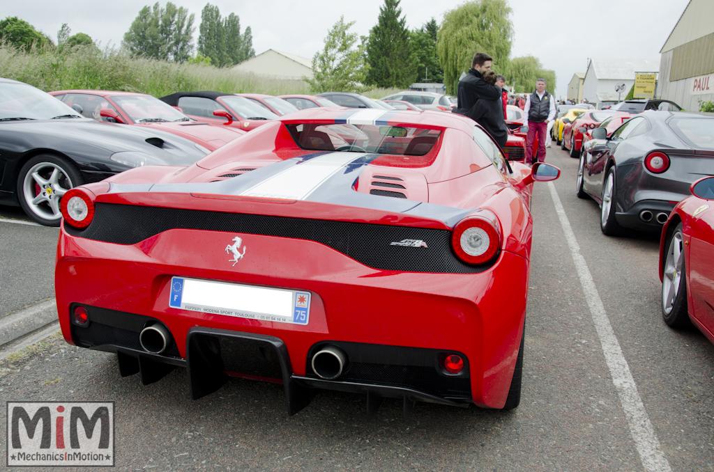 KB Rosso Corsa 12 | Ferrari Speciale A