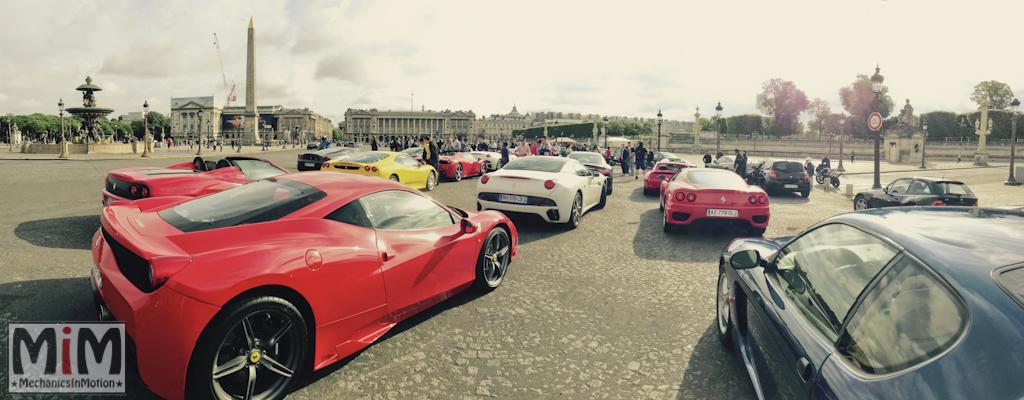 KB Rosso Corsa 12 | Place de la Concorde