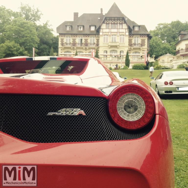 KB Rosso Corsa 12 | Speciale Aperta