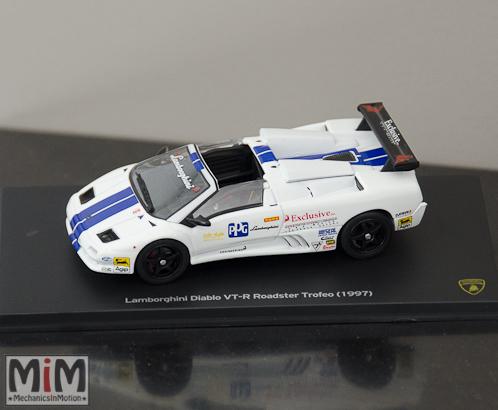 Hachette Lamborghini Collection | Lamborghini Diablo VT-R Roadster Trofeo