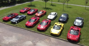Scuderia Ferrari Club | Week end Deauville 2015-