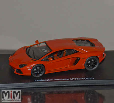 Hachette Lamborghini Collection | Lamborghini Urraco Rally