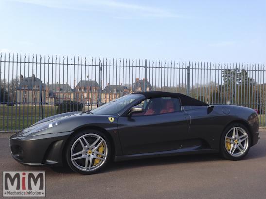 Ferrari F430 spider F1 - 14 mois-6