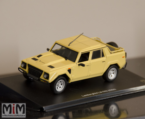 Hachette Lamborghini Collection | Lamborghini LM 002 1986