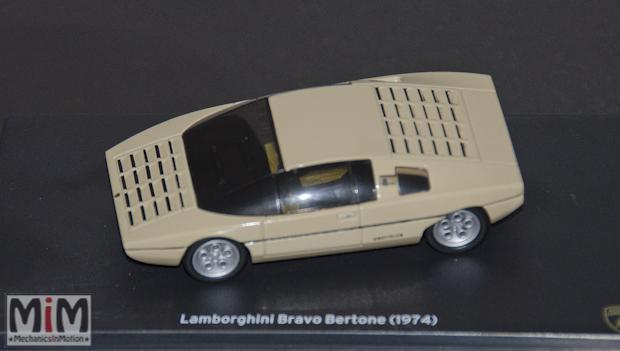 26 - Hachette Lamborghini Collection | Lamborghini Bravo Bertone 1974