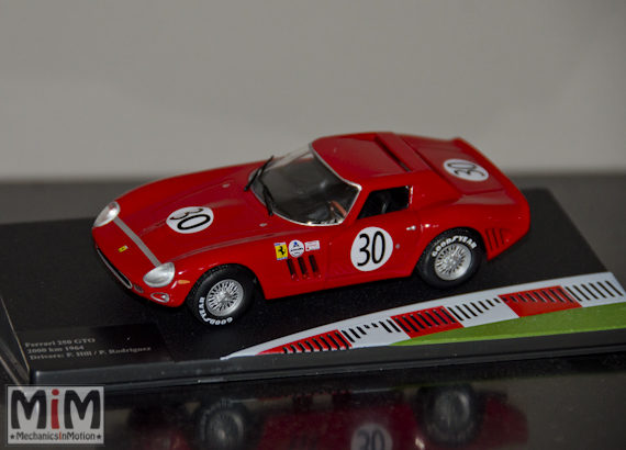 Hachette GT Collection Ferrari 250 GTO 1964 (71)