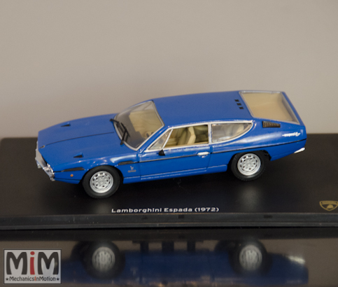 Hachette Lamborghini Collection | Lamborghini Espada