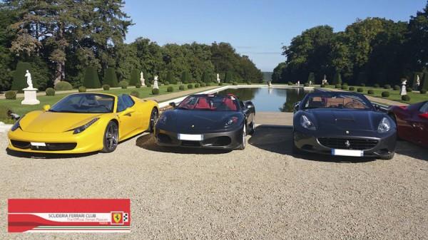 Rosso Corsa 13 – Reportage