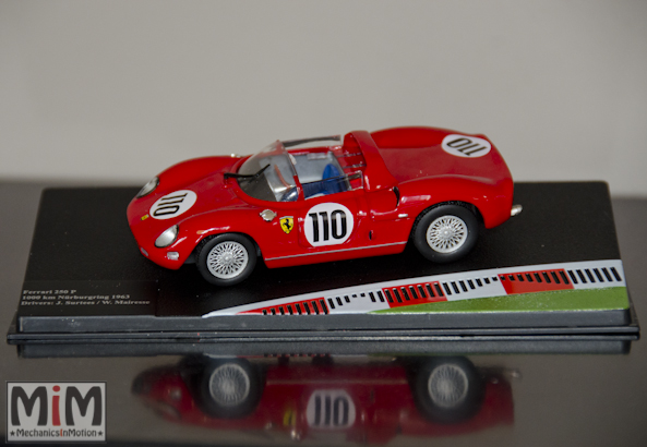 Hachette GT Collection Ferrari 250 P