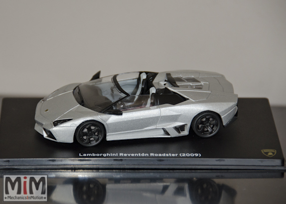 Hachette Lamborghini Collection | Lamborghini Reventon Roadster (2009)