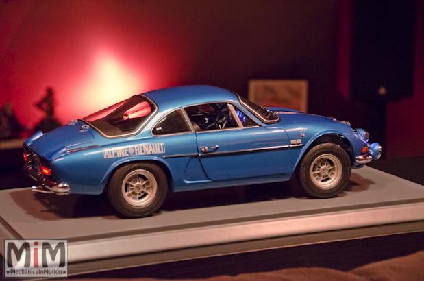 Montage Alpine Renault A110 1600S berlinette - étape 14f
