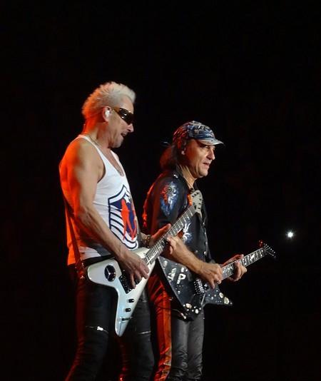 Scorpions Concert Paris Bercy 2015 (4)