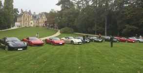Week end Loire 2015 Clos Lucé | Scuderia Ferrari Club Paris_10