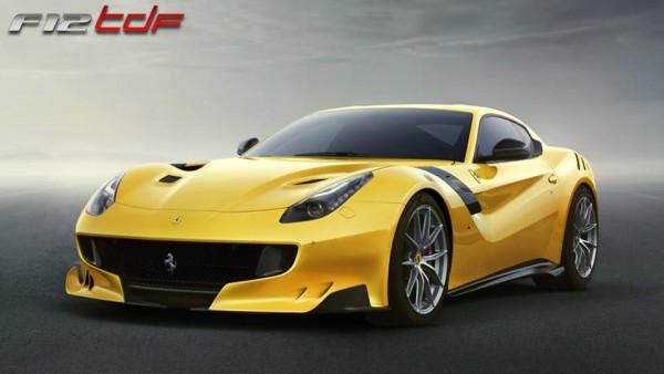 Ferrari F12 Tour de France