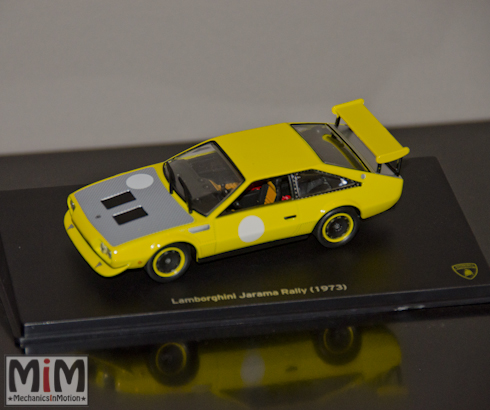 Hachette Lamborghini Collection | Lamborghini Jarama Rally