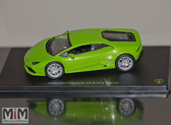 32 - Hachette Lamborghini Collection | Lamborghini Huracàn LP 610-4