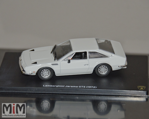 33 - Hachette Lamborghini Collection | Lamborghini Jarama GTS