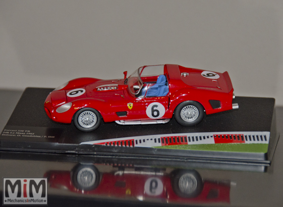 76 - Hachette GT Collection Ferrari 330 TR