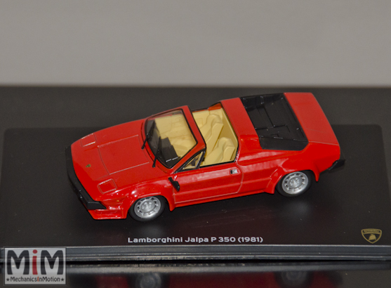 Hachette Lamborghini Collection | Lamborghini Jalpa P350