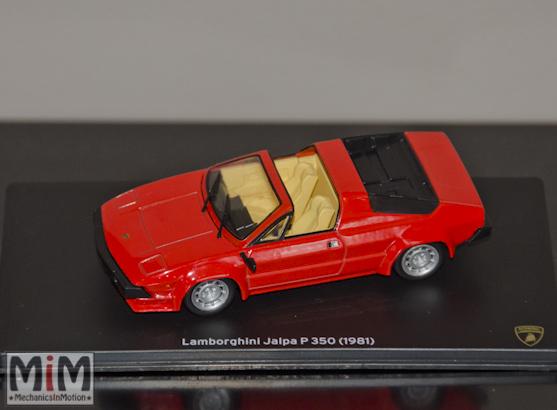 Hachette Lamborghini Collection | Lamborghini Jalpa P350