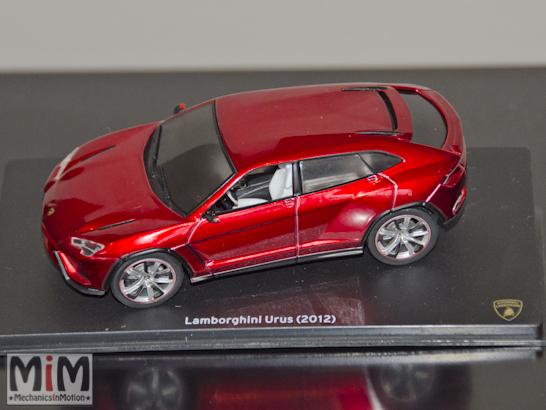 Hachette Lamborghini Collection | Lamborghini Urus 2012