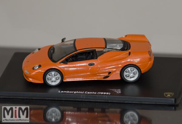 Hachette Lamborghini Collection | Lamborghini Canto 1999