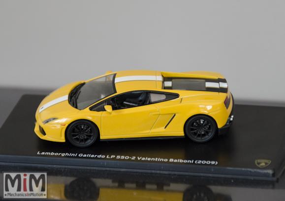 Hachette Lamborghini Collection | Lamborghini LP 550-2 Valentino Balboni