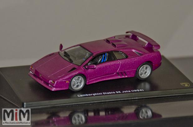 39 - Hachette Lamborghini Collection | Lamborghini Diablo SE Jota