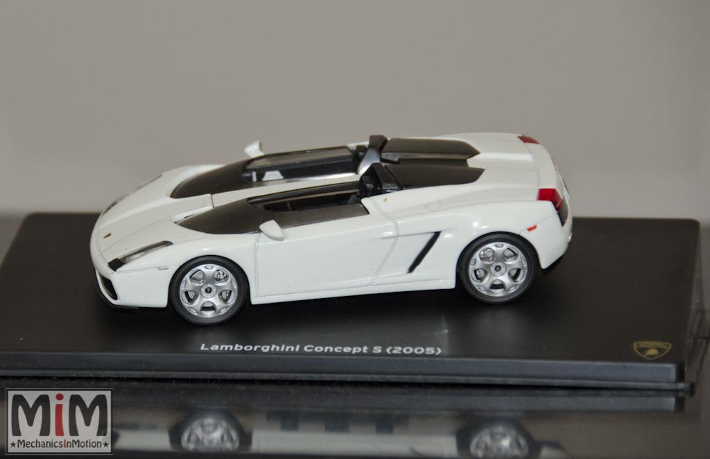 41 - Hachette Lamborghini Collection | Lamborghini Concept S