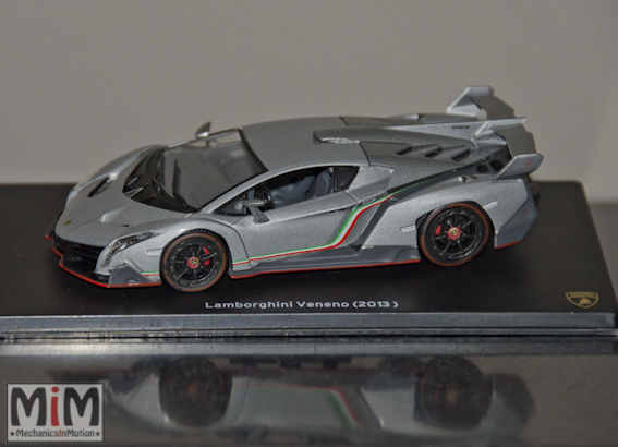 44 - Hachette Lamborghini Collection | Lamborghini Veneno
