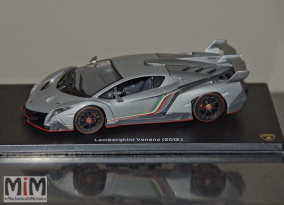 44 - Hachette Lamborghini Collection | Lamborghini Veneno