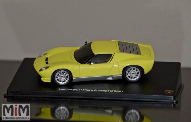 46 - Hachette Lamborghini Collection | Lamborghini Miura Concept