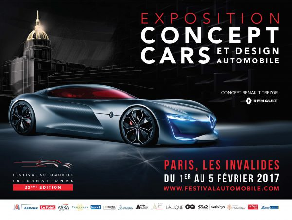 32ème Festival automobile international 2017