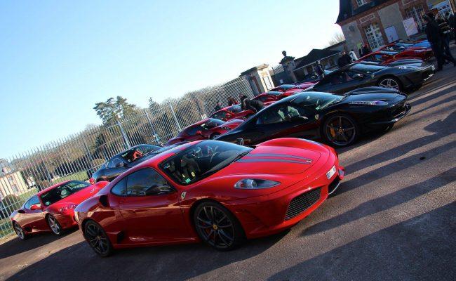 Balade Hivernale Ferrari Vallée de Chevreuse